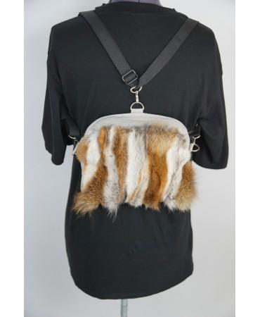Tasche/Rucksack mit Rotfuchs