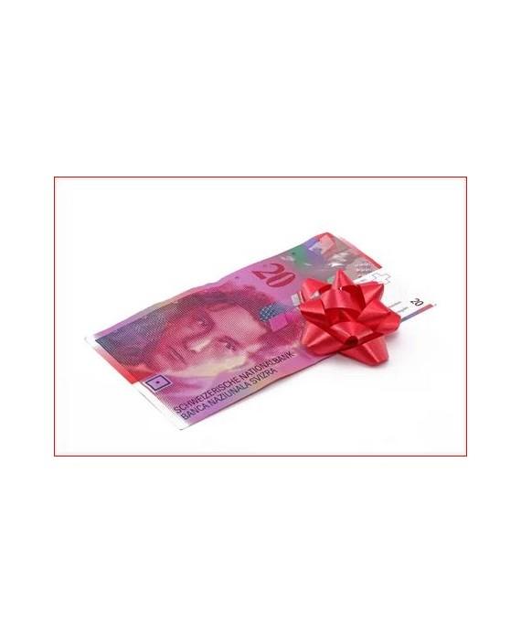 Geschenkgutschein CHF 20 -  Johann Hofstetter AG - Onlineshop