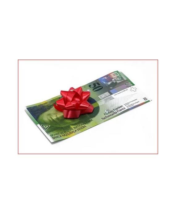 Geschenkgutschein CHF 50 -  Johann Hofstetter AG - Onlineshop